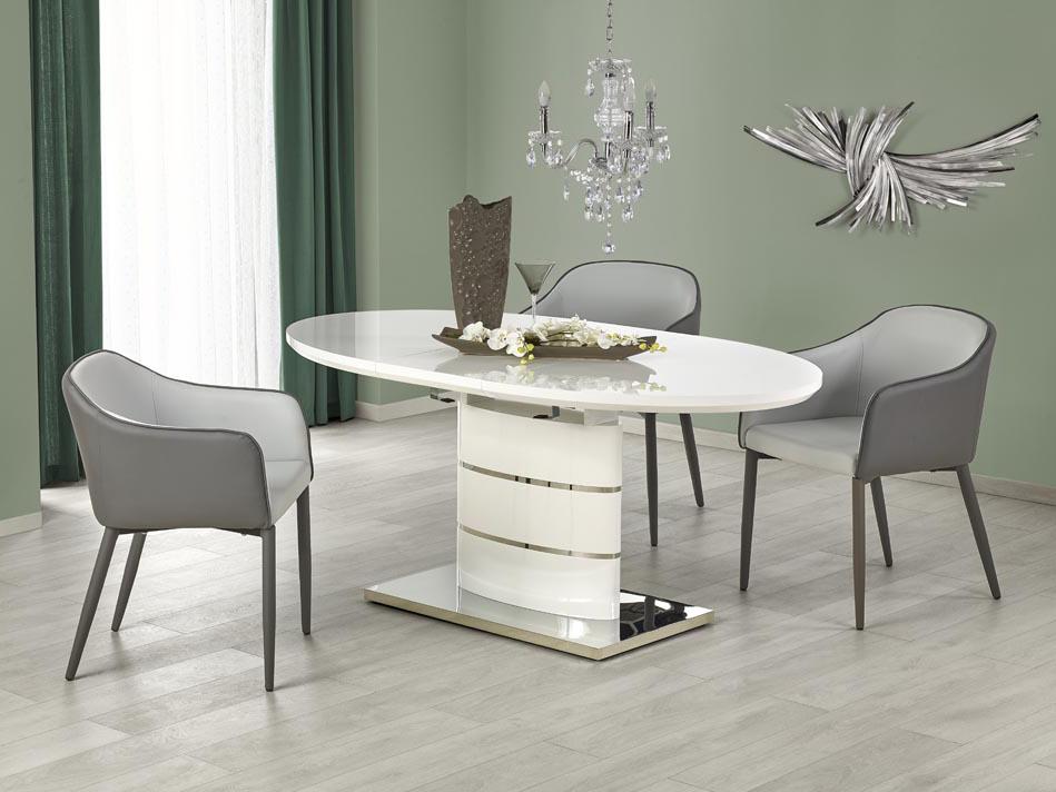 Jedálenský stôl - Halmar - Aspen (pre 6 až 8 osôb). Sme autorizovaný predajca Halmar. Vlastná spoľahlivá doprava až k Vám domov.