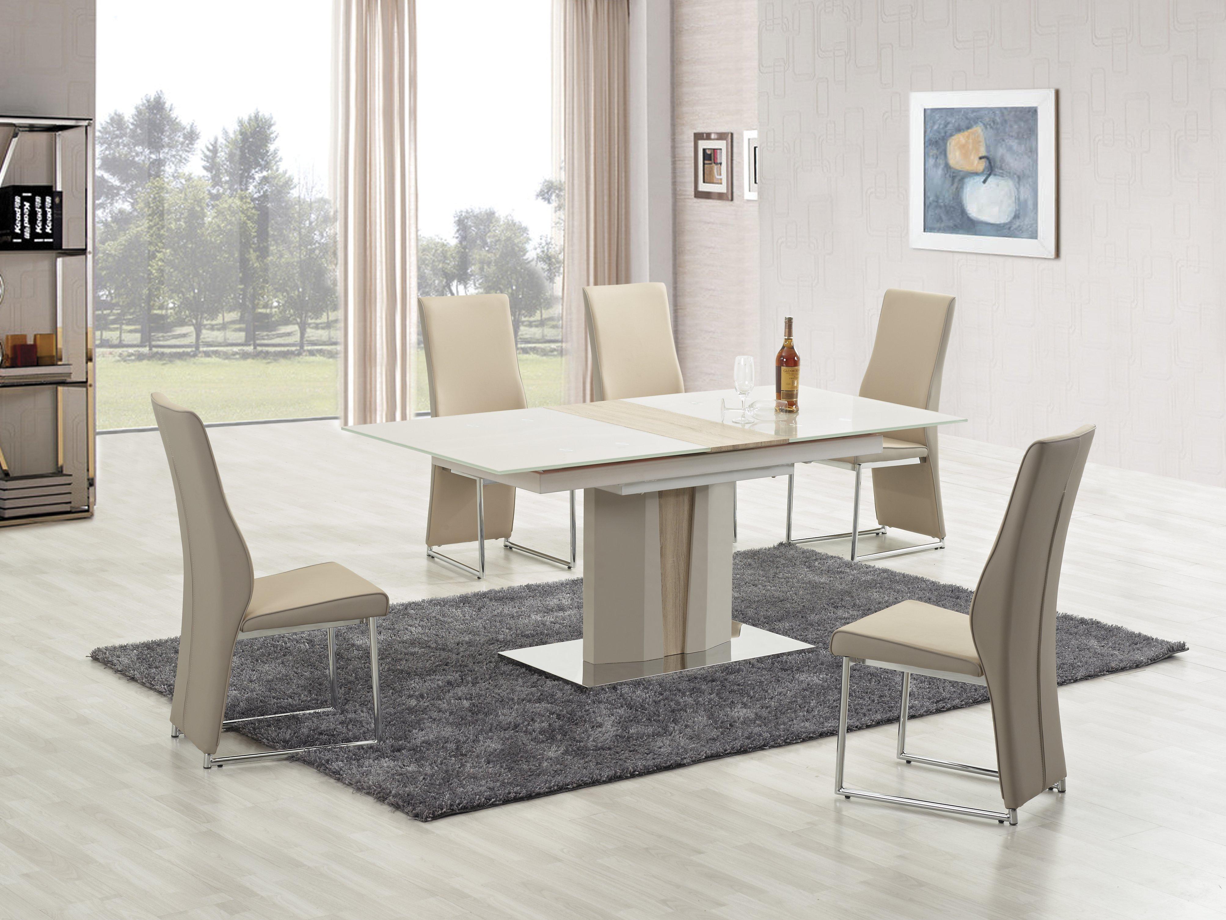 Jedálenský stôl - Halmar - Cameron (pre 6 až 8 osôb). Sme autorizovaný predajca Halmar. Vlastná spoľahlivá doprava až k Vám domov.