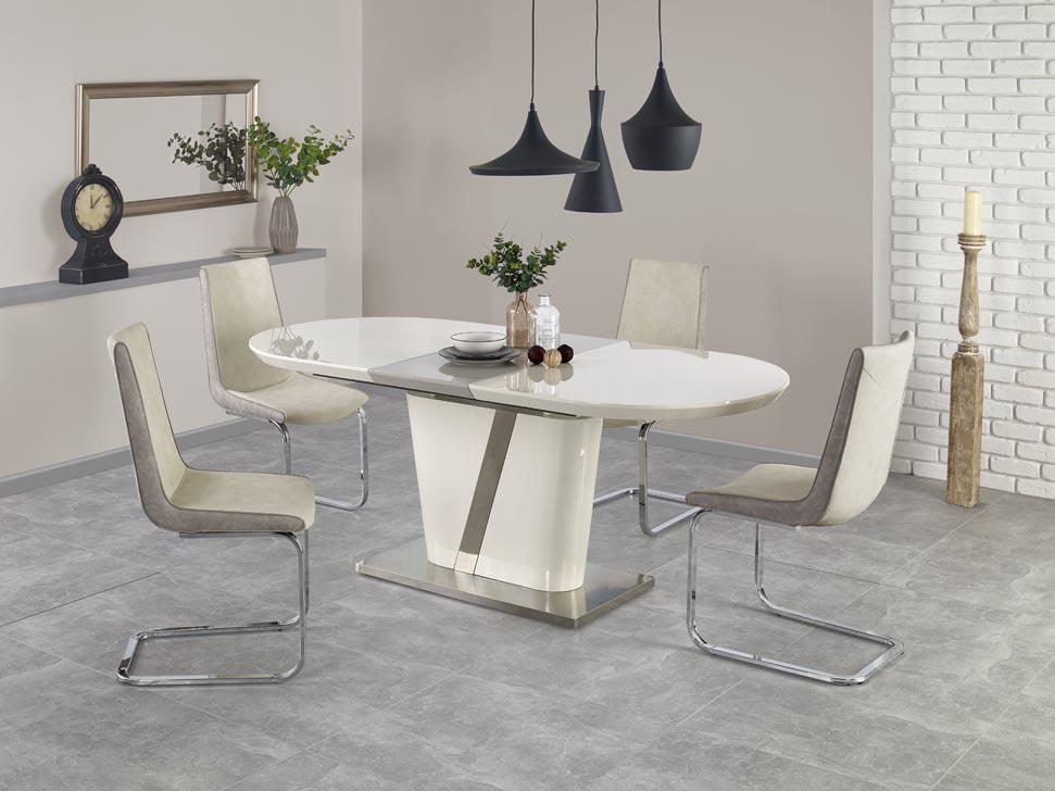 Jedálenský stôl - Halmar - Iberis (pre 6 až 8 osôb). Doprava ZDARMA. Sme autorizovaný predajca Halmar. Vlastná spoľahlivá doprava až k Vám domov.