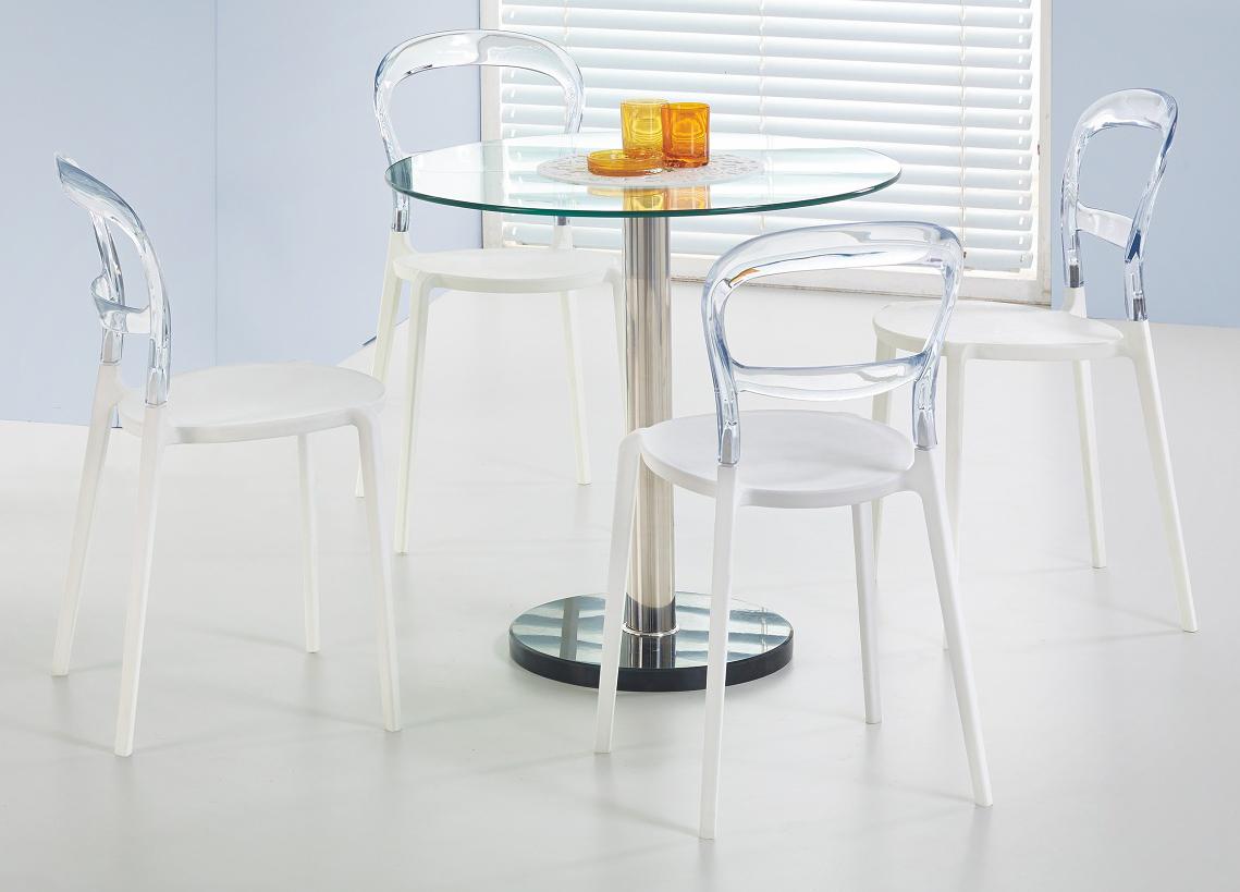 Jedálenský stôl - Halmar - Cyryl (pre 4 osoby). Sme autorizovaný predajca Halmar. Vlastná spoľahlivá doprava až k Vám domov.