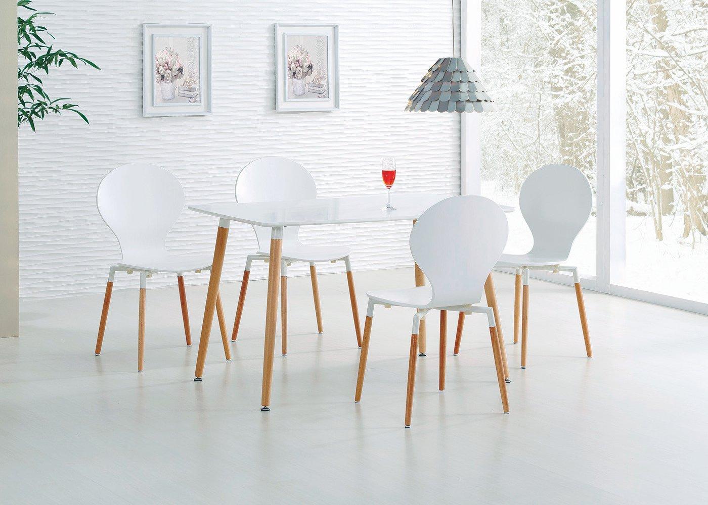 Jedálenský stôl - Halmar - Socrates (pre 4 osoby). Akcia -7%. Sme autorizovaný predajca Halmar. Vlastná spoľahlivá doprava až k Vám domov.