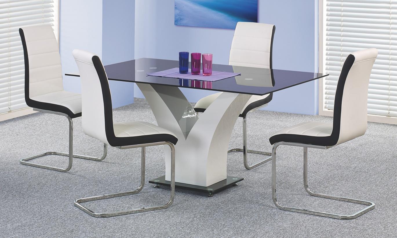 6ff24848ce21e Jedálenské stoly (so sklom) od 57 € v akcii až -45% • NovýNábytok.sk