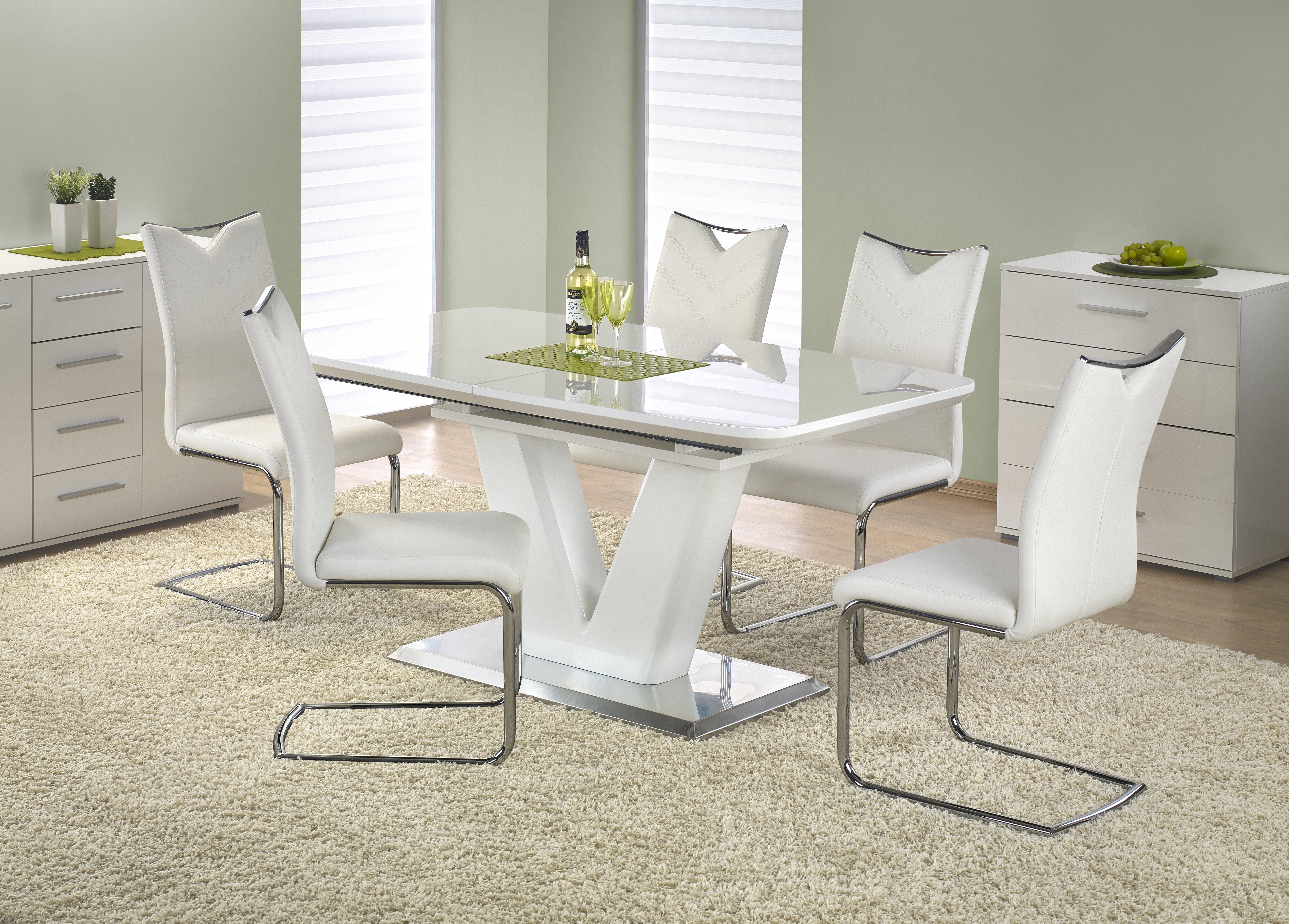 Jedálenský stôl - Halmar - Mistral (pre 6 až 8 osôb). Doprava ZDARMA. Sme autorizovaný predajca Halmar. Vlastná spoľahlivá doprava až k Vám domov.