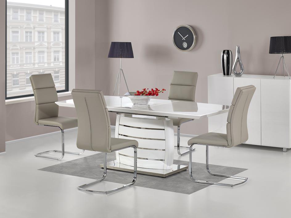 Jedálenský stôl - Halmar - Onyx (pre 6 až 8 osôb). Doprava ZDARMA. Sme autorizovaný predajca Halmar. Vlastná spoľahlivá doprava až k Vám domov.