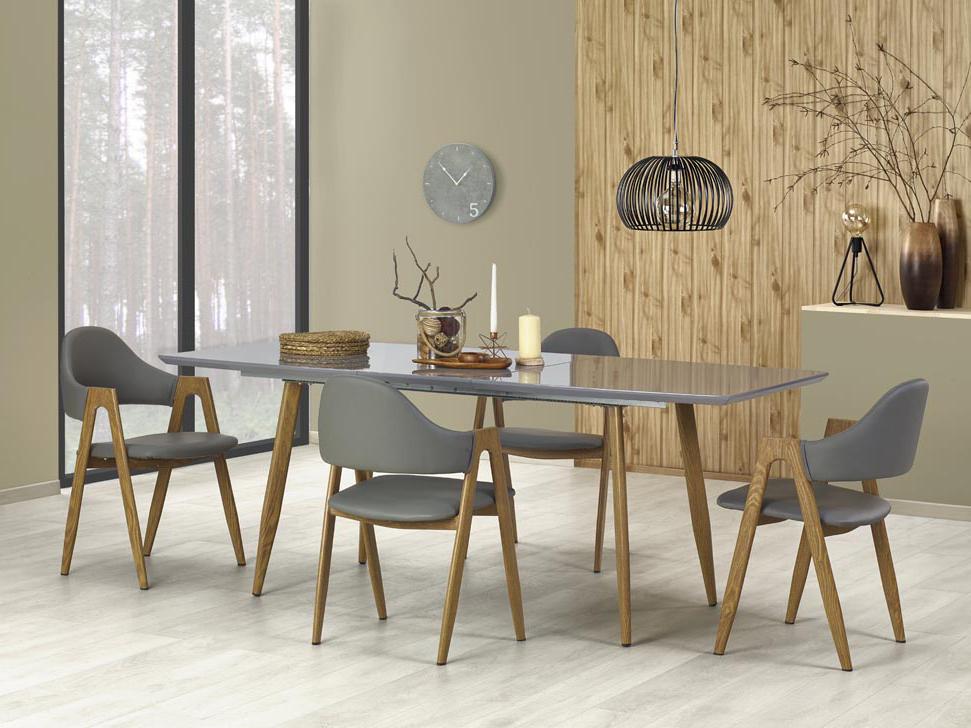 Jedálenský stôl - Halmar - Ruten (pre 6 až 8 osôb). Akcia -7%. Sme autorizovaný predajca Halmar. Vlastná spoľahlivá doprava až k Vám domov.