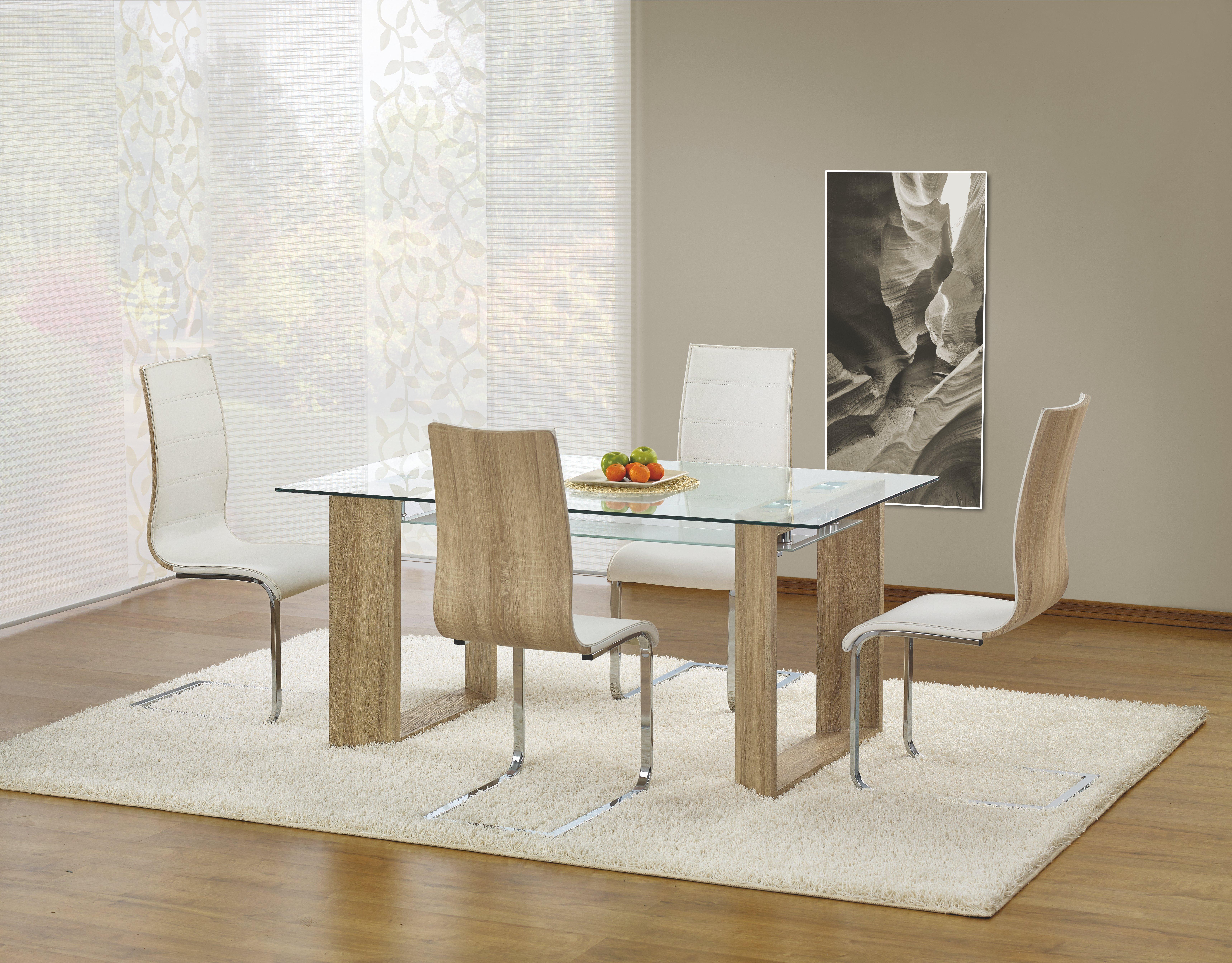 Jedálenský stôl - Halmar - HERBERT (pre 6 osôb). Akcia -7%. Sme autorizovaný predajca Halmar. Vlastná spoľahlivá doprava až k Vám domov.