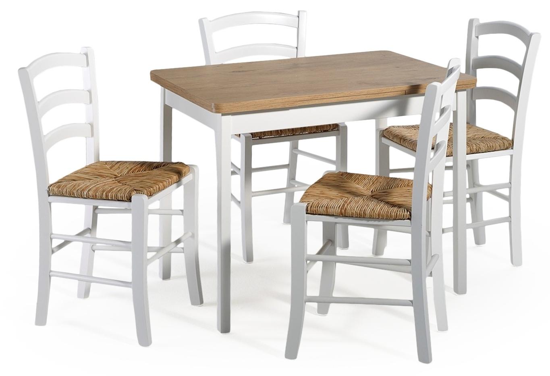 Jedálenský stôl - Halmar - Colt (pre 4 až 6 osôb)