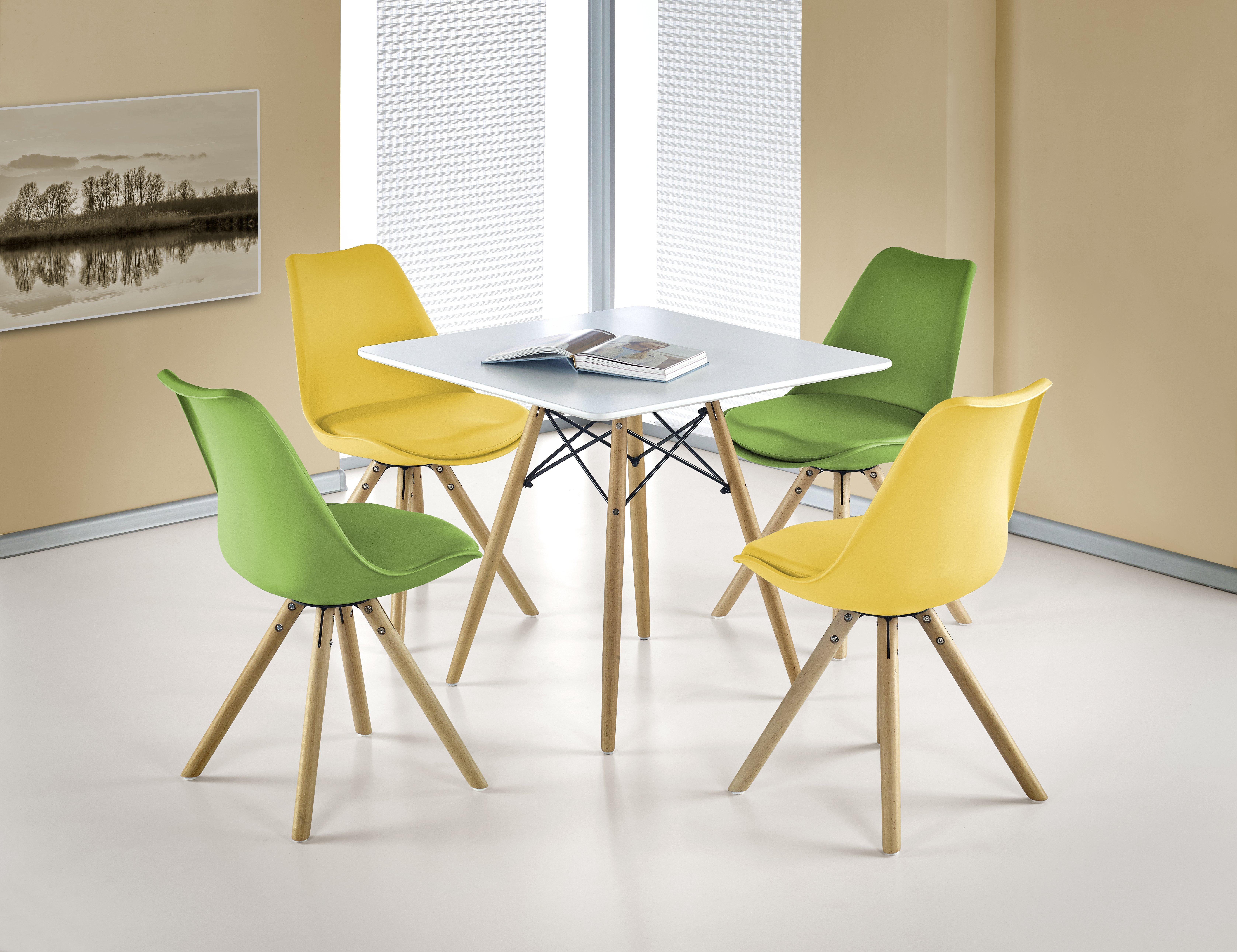 Jedálenský stôl - Halmar - Prometheus kwadrat (pre 4 osoby)