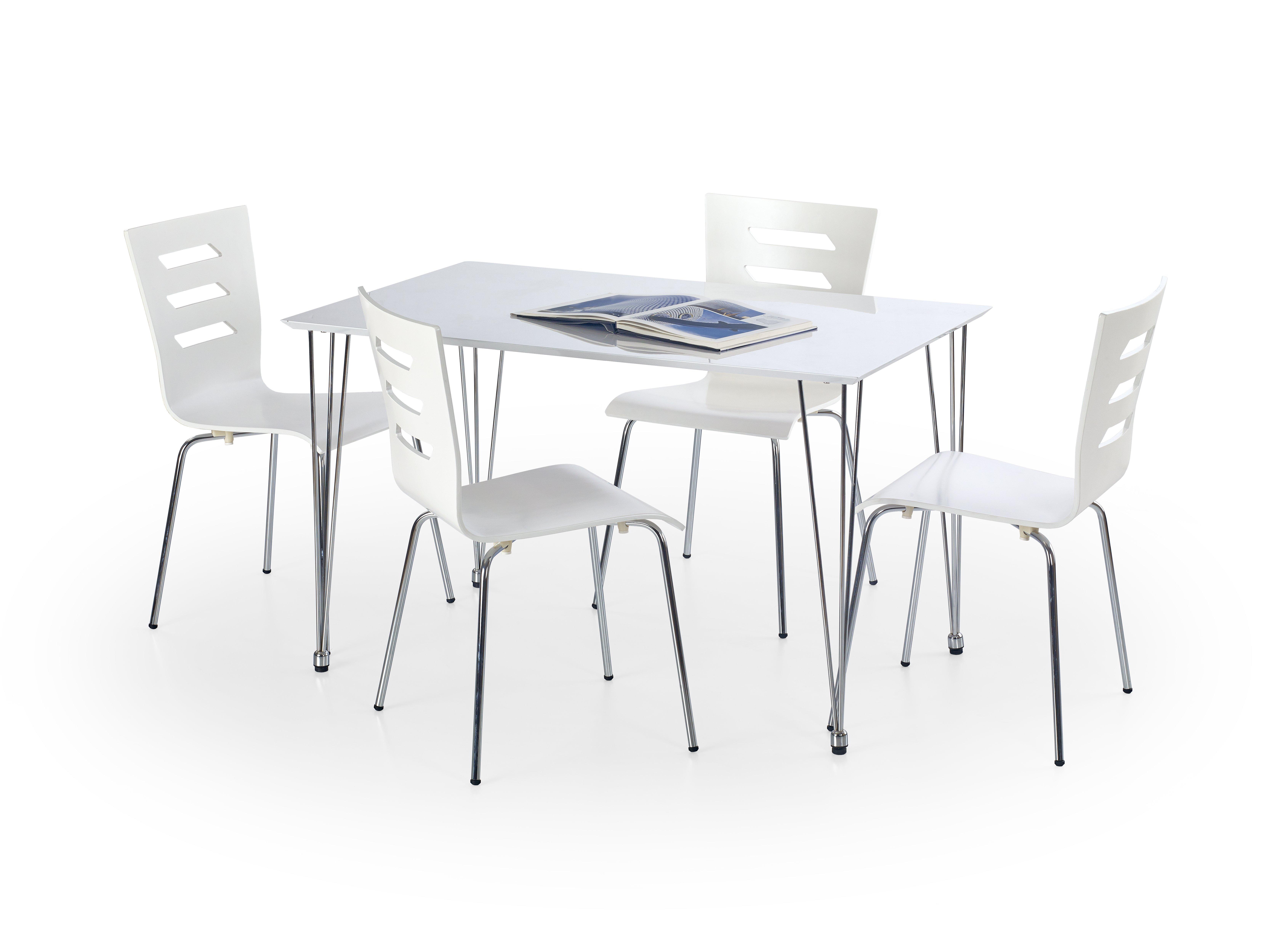 Jedálenský stôl - Halmar - Twister (pre 4 osoby)
