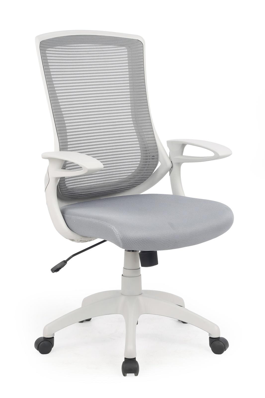 Kancelárska stolička - Halmar - Igor šedá + krémová