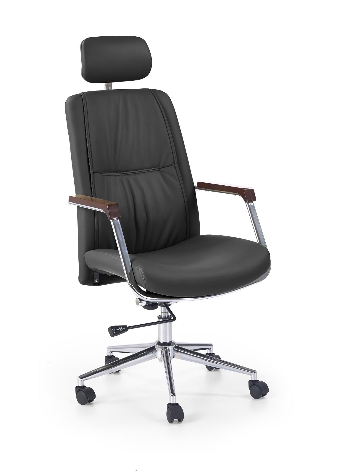 Kancelárske kreslo - Halmar - Patric čierna