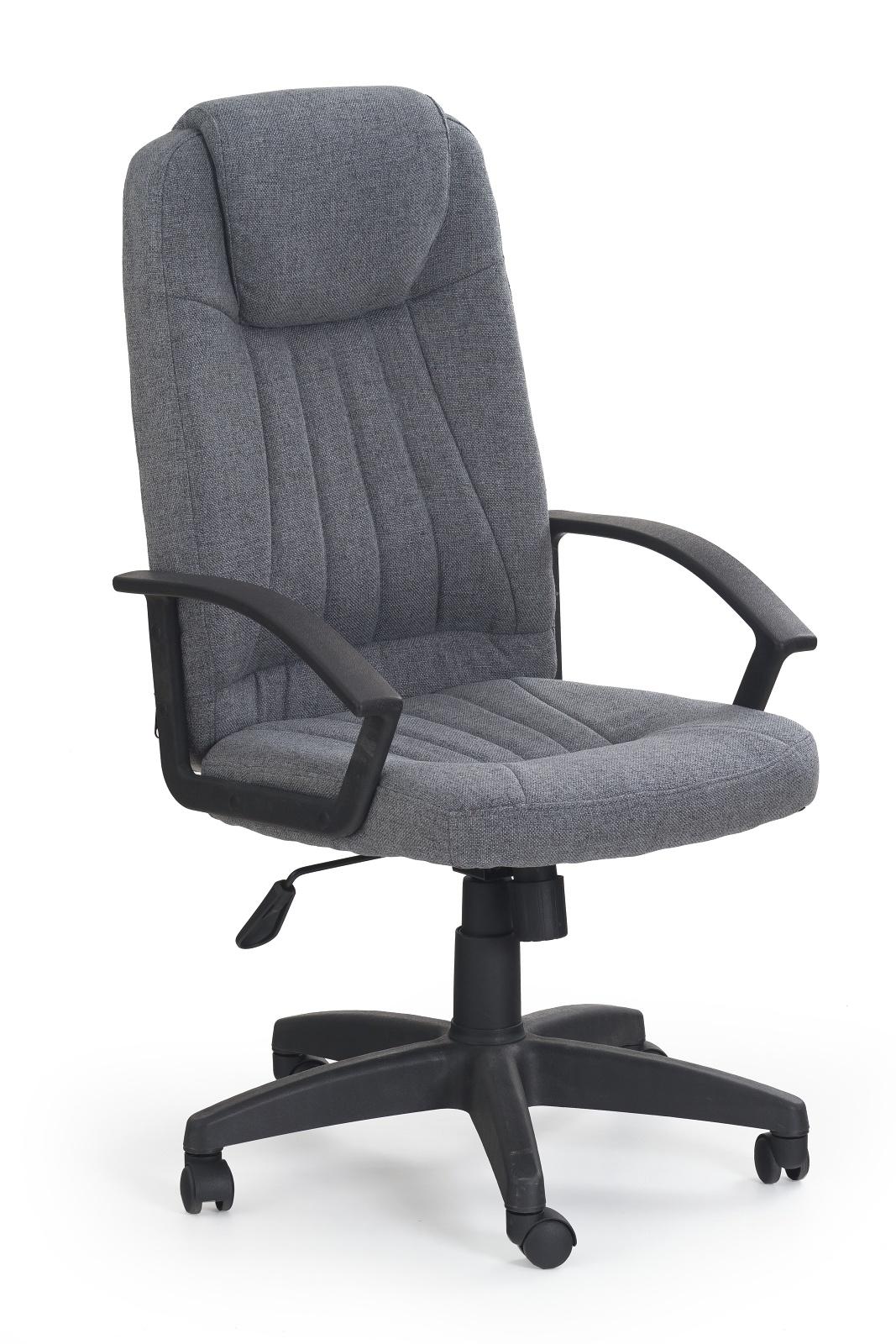 Kancelárske kreslo - Halmar - Rino šedá. Sme autorizovaný predajca Halmar. Vlastná spoľahlivá doprava až k Vám domov.