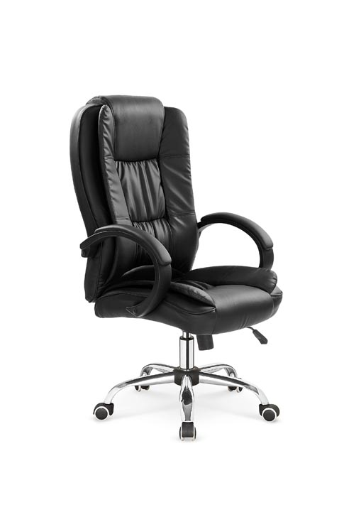 Kancelárske kreslo Relax (čierna)