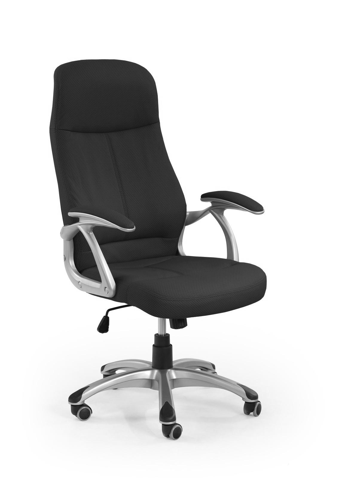 Kancelárske kreslo - Halmar - Edison čierna