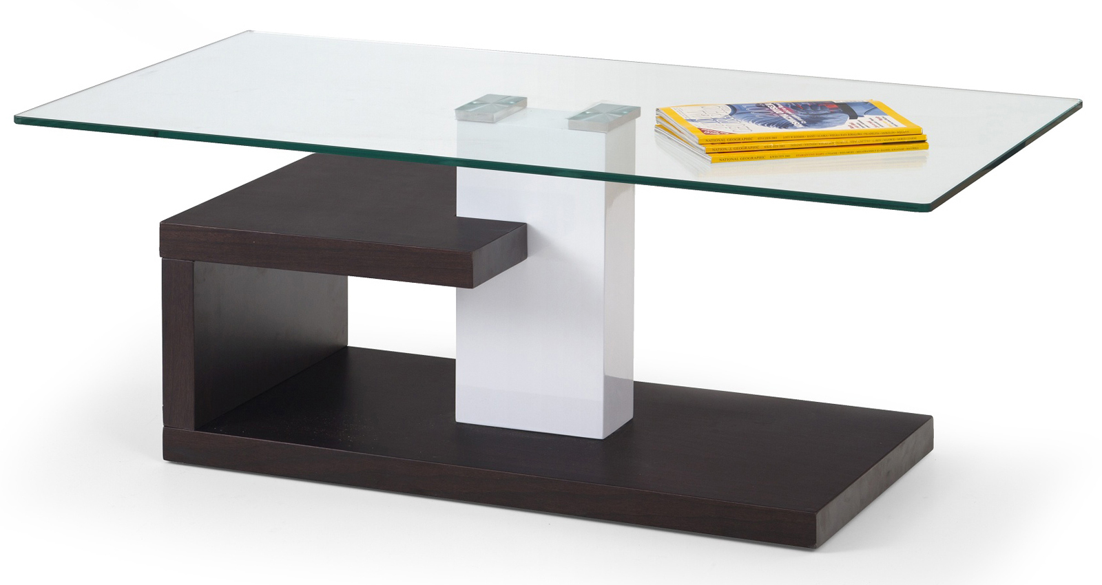 Konferenčný stolík - Halmar - Evelin Wenge
