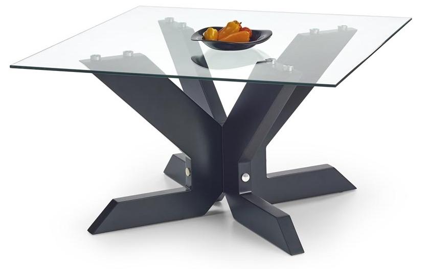 Konferenčný stolík - Halmar - Aisha čierny