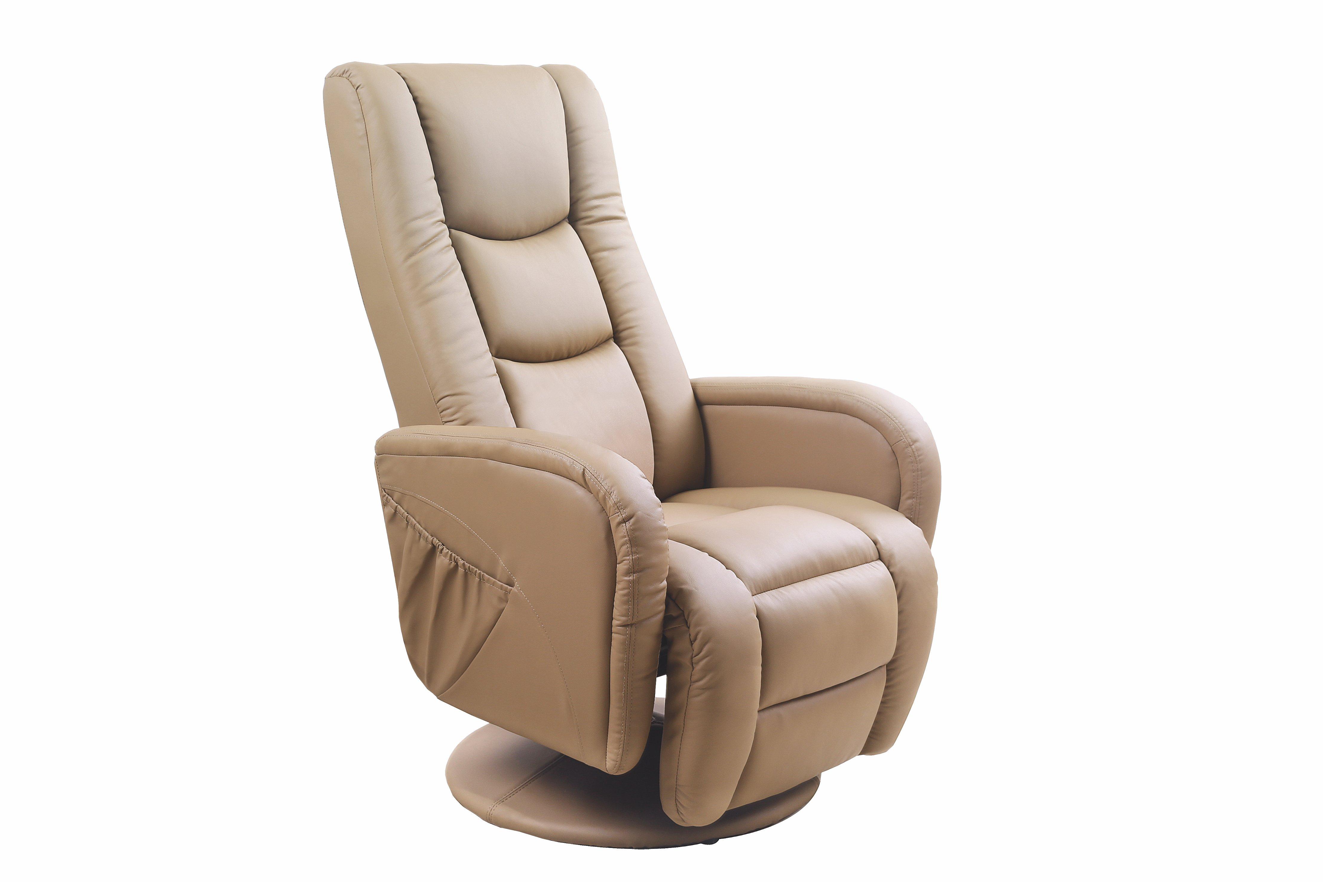 Relaxačné kreslo - Halmar - Pulsar (béžová). Sme autorizovaný predajca Halmar. Vlastná spoľahlivá doprava až k Vám domov.