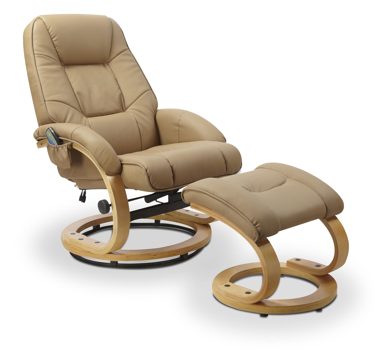 Relaxačné kreslo - Halmar - Matador (béžová). Akcia -7%. Sme autorizovaný predajca Halmar. Vlastná spoľahlivá doprava až k Vám domov.
