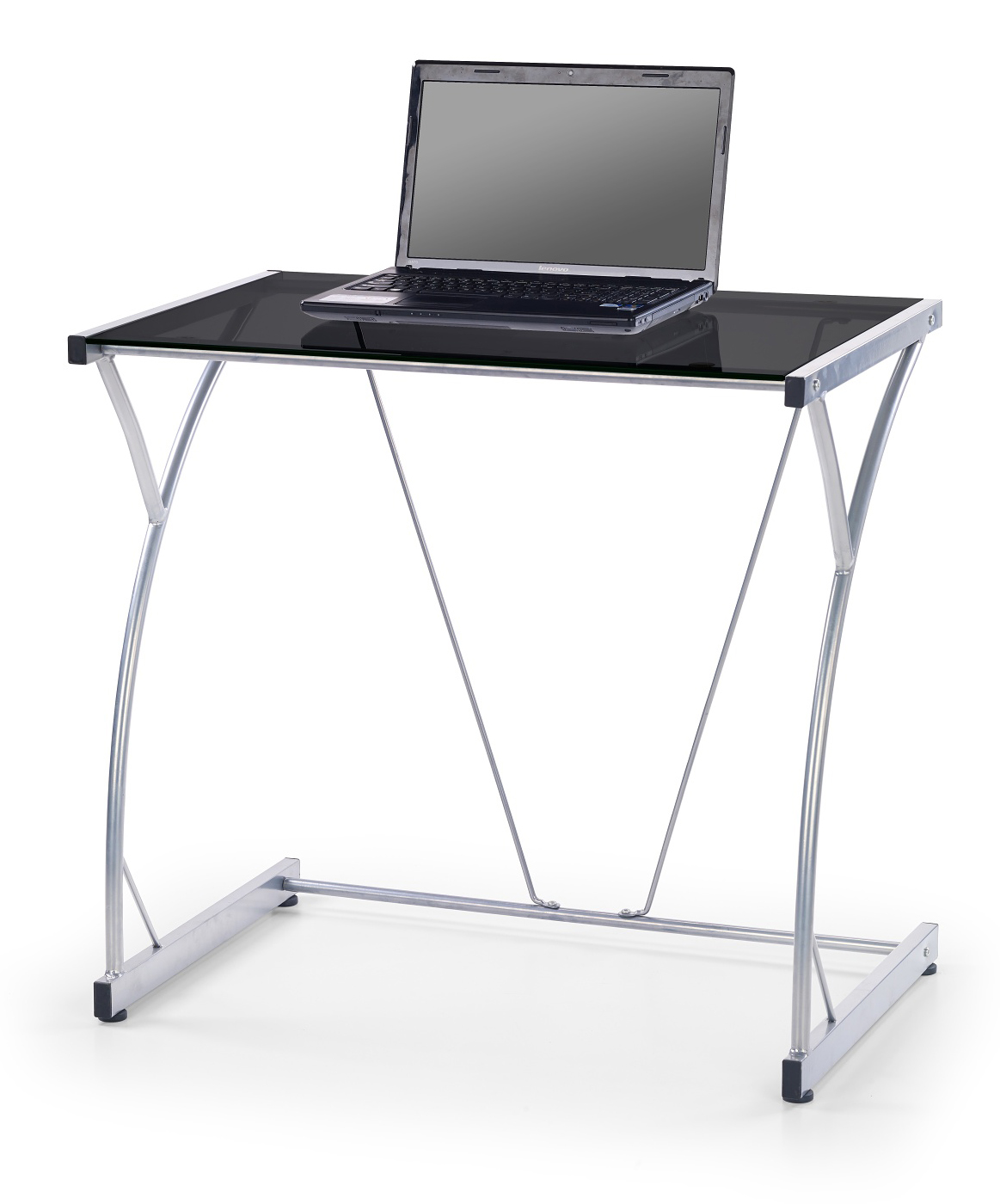 PC stolík - Halmar - B-20 čierna