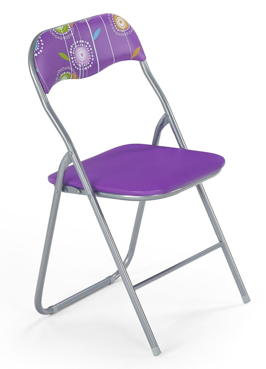 Detská stolička - Halmar - Fox fialová