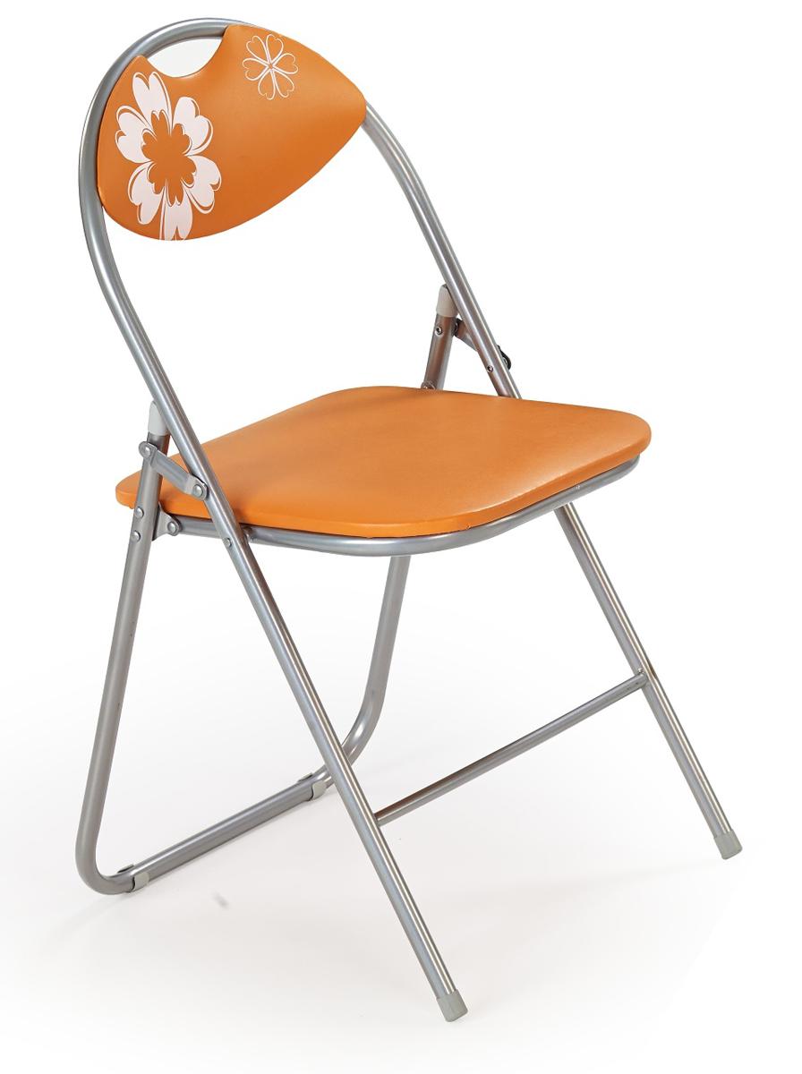 Detská stolička - Halmar - Fox pomarančová