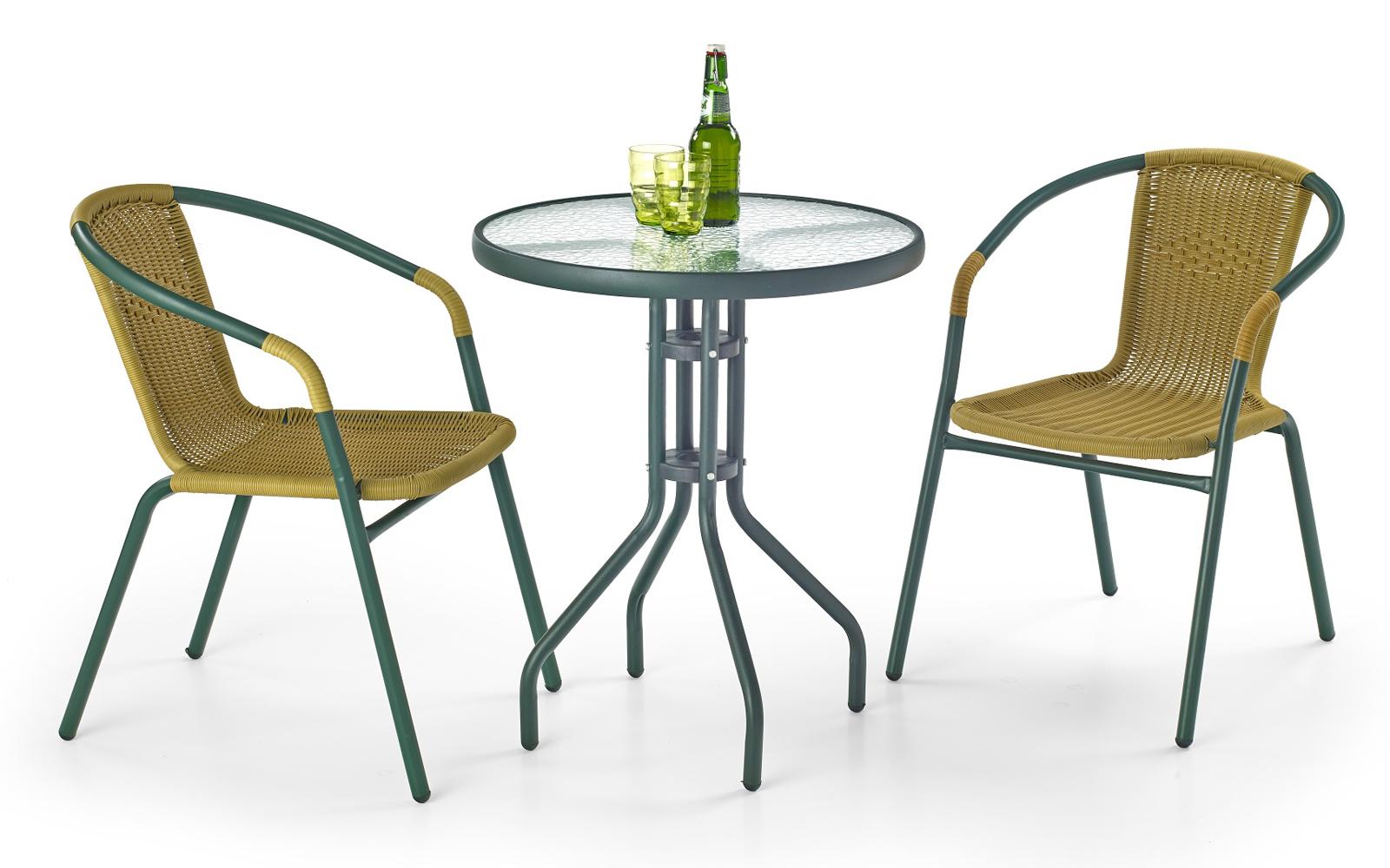 Záhradný stôl - Halmar - Grand 60
