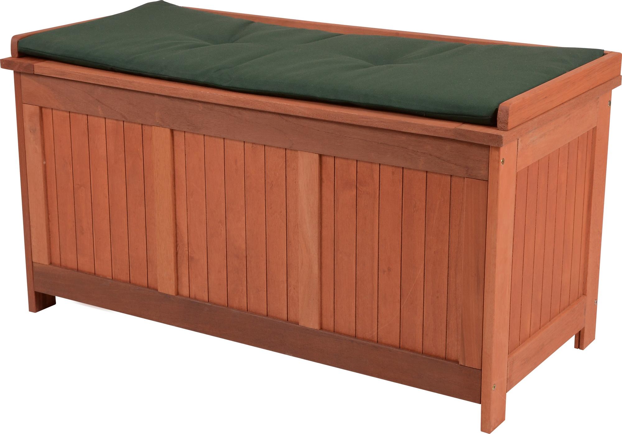 Záhradná lavička - Hecht - Toybox (meranti)