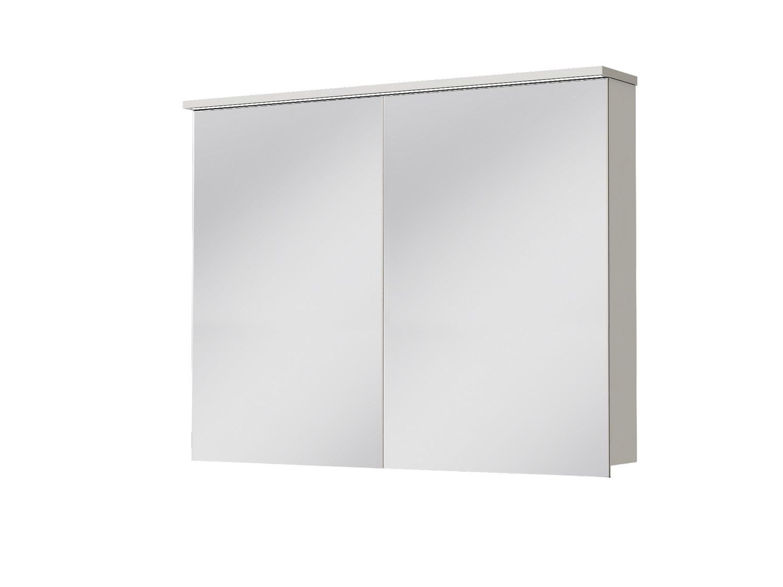 Kúpeľňová skrinka na stenu - Juventa - Monza - MnMC-100 W (so zrkadlom) (s osvetlením). Sme autorizovaný predajca Juventa. Vlastná spoľahlivá doprava až k Vám domov.