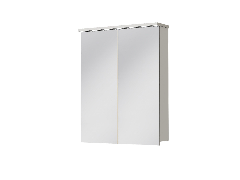 Kúpeľňová skrinka na stenu - Juventa - Monza - MnMC-60 W (so zrkadlom) (s osvetlením). Sme autorizovaný predajca Juventa. Vlastná spoľahlivá doprava až k Vám domov.