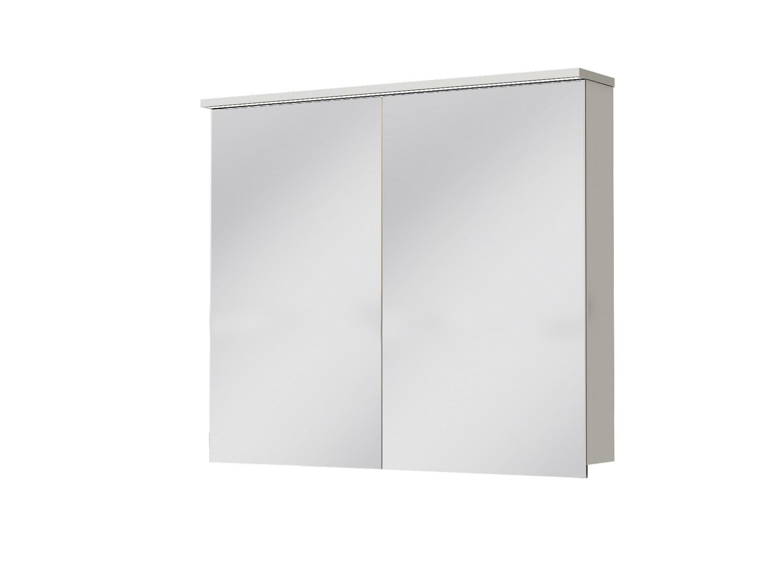 Kúpeľňová skrinka na stenu - Juventa - Monza - MnMC-90 W (so zrkadlom) (s osvetlením). Sme autorizovaný predajca Juventa. Vlastná spoľahlivá doprava až k Vám domov.