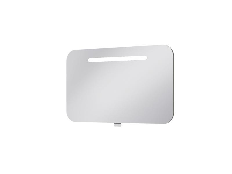 Kúpeľňová skrinka na stenu - Juventa - Prato - PrM-90 (so zrkadlom) (s osvetlením). Sme autorizovaný predajca Juventa. Vlastná spoľahlivá doprava až k Vám domov.