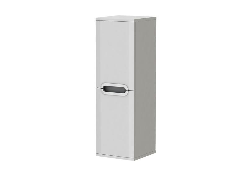 Kúpeľňová skrinka na stenu - Juventa - Prato - PrP-100 W. Sme autorizovaný predajca Juventa. Vlastná spoľahlivá doprava až k Vám domov.