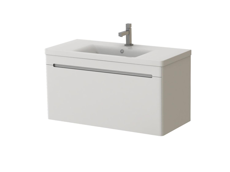 Kúpeľňová skrinka na stenu s umývadlom - Juventa - Tivoli - Tv-100 W. Sme autorizovaný predajca Juventa. Vlastná spoľahlivá doprava až k Vám domov.