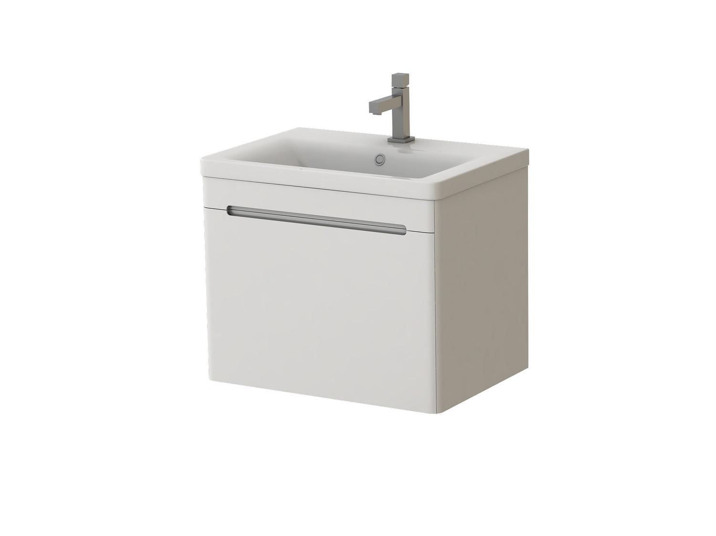 Kúpeľňová skrinka na stenu s umývadlom - Juventa - Tivoli - Tv-65 W. Sme autorizovaný predajca Juventa. Vlastná spoľahlivá doprava až k Vám domov.