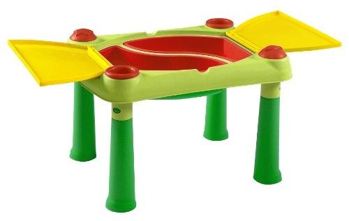 0f138b47e7ac Záhradný detský stôl Sand   Water Play Table zelený (plast ...