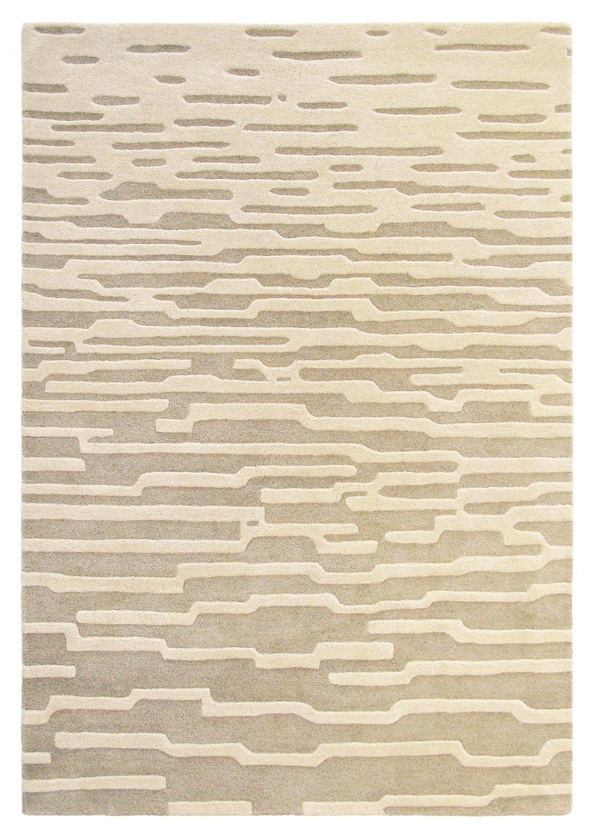 Ručne všívaný koberec - Harlequin - Enigma - Linen 43501