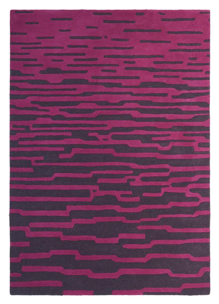 Ručne všívaný koberec - Harlequin - Enigma - Peony 43500