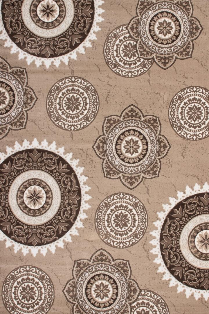 Kusový koberec Aura 770 Sand (150 x 80 cm)