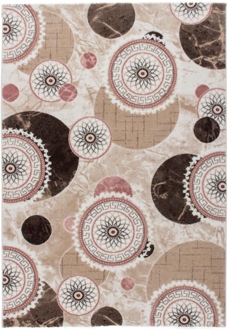 Kusový koberec Empera 732 Pink (80 x 150 cm)