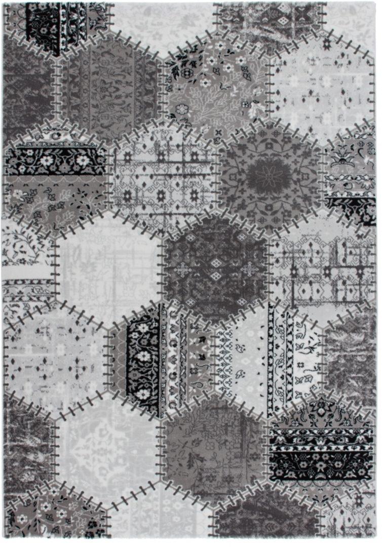 Kusový koberec Empera 739 Silver (80 x 150 cm)