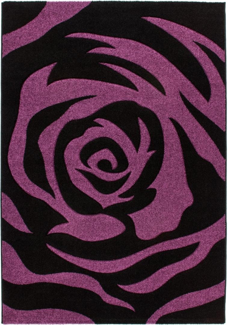 Kusový koberec Havanna 416 Violet (80 x 150 cm)