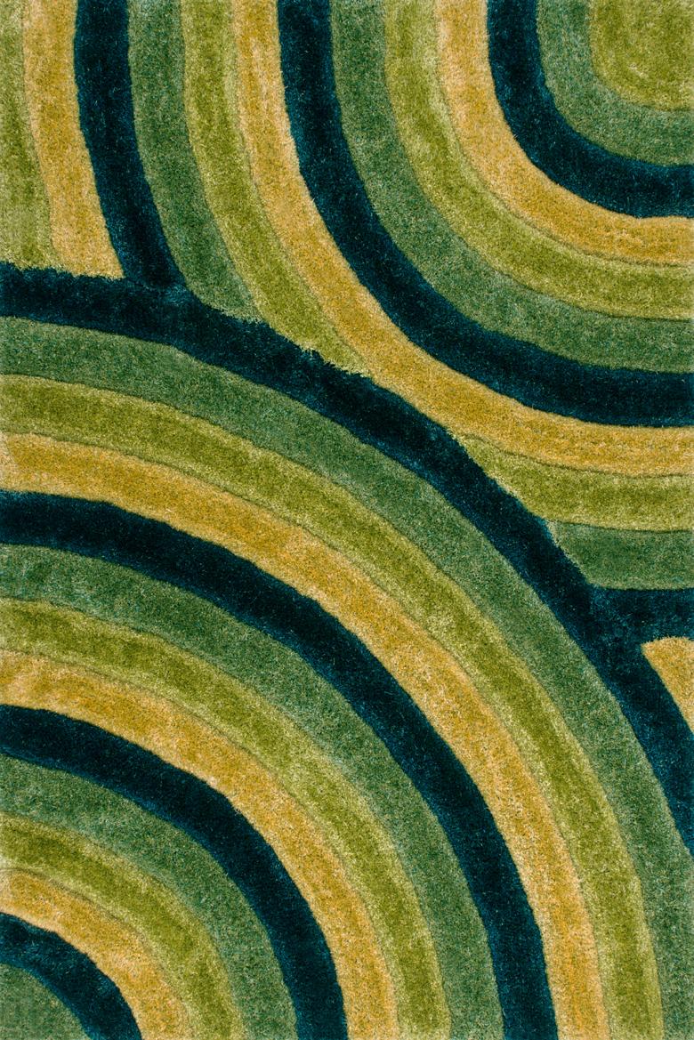 Kusový koberec Olymp 550 Rainbow (150 x 80 cm)