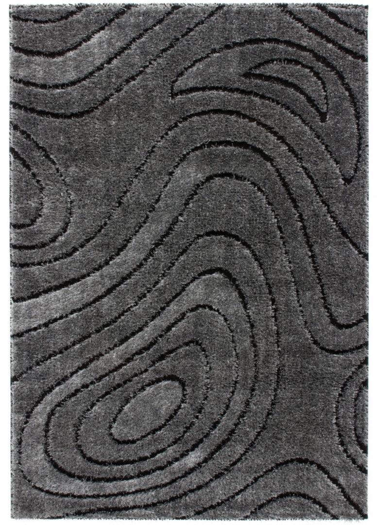 Kusový koberec Sedef 275 Silver (150 x 80 cm)