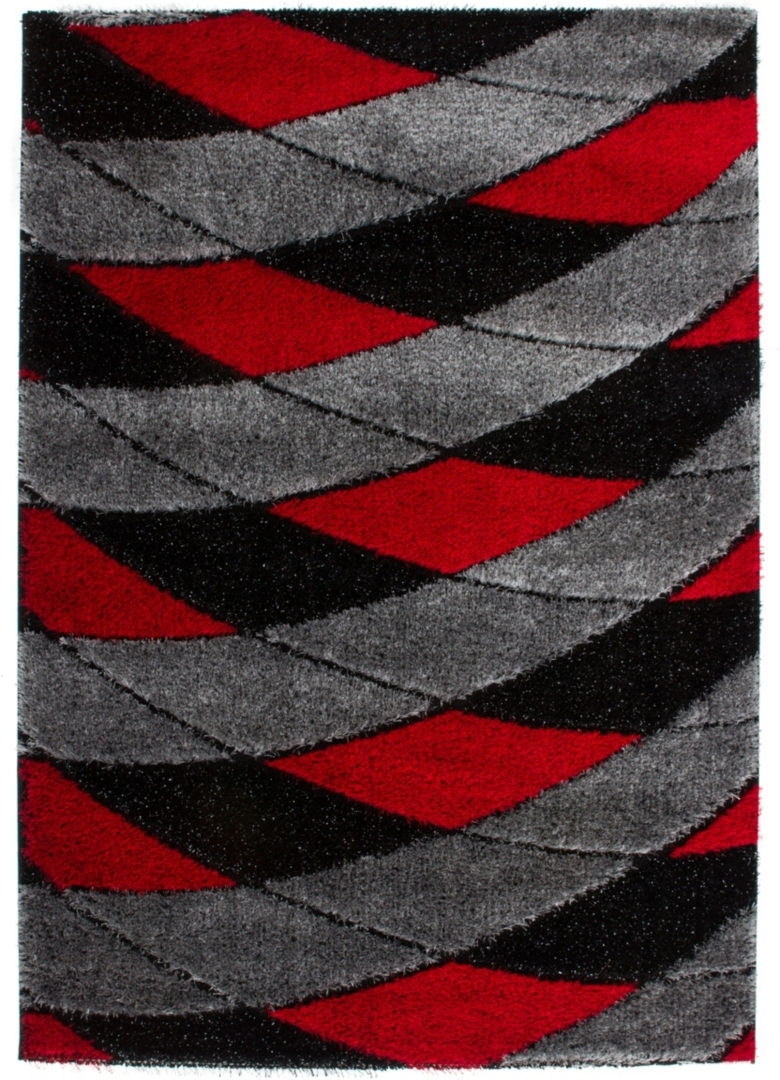 Kusový koberec Sedef 276 Red (150 x 80 cm)