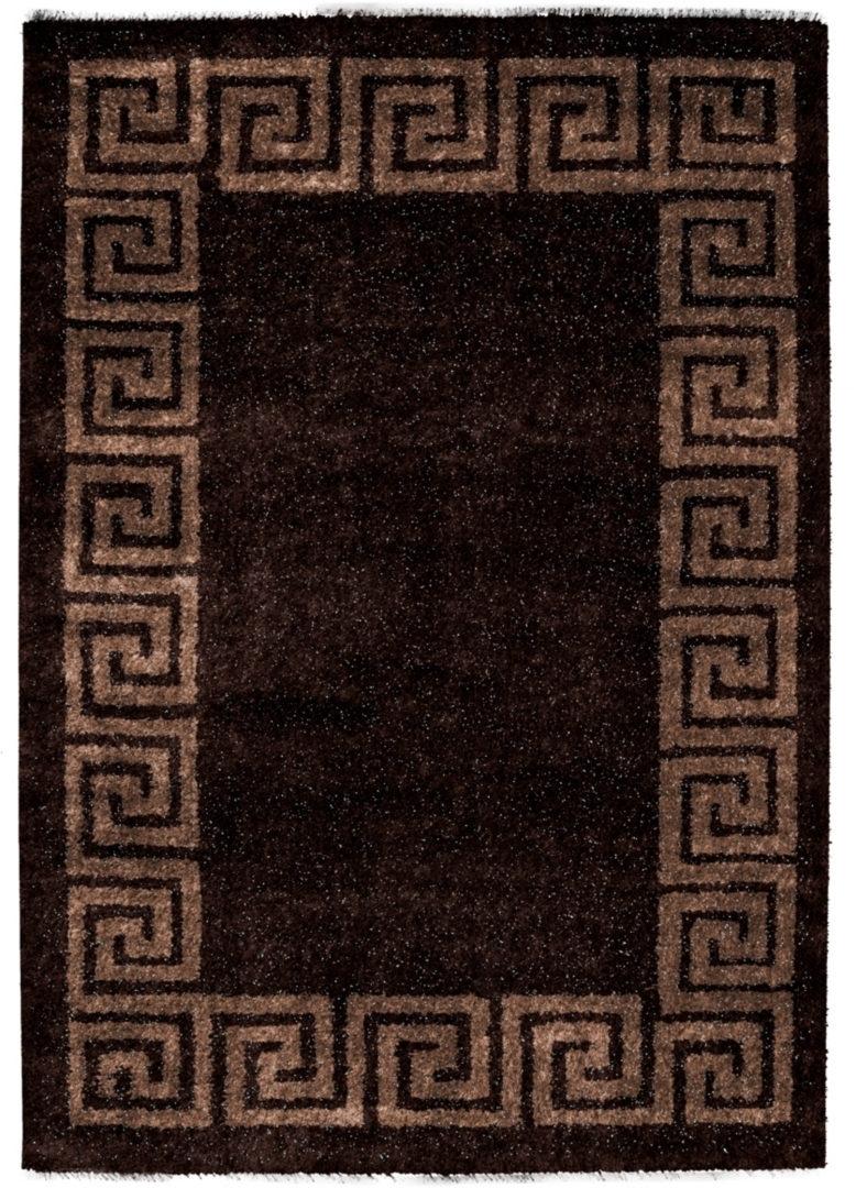 Kusový koberec Sedef 277 Brown (150 x 80 cm)