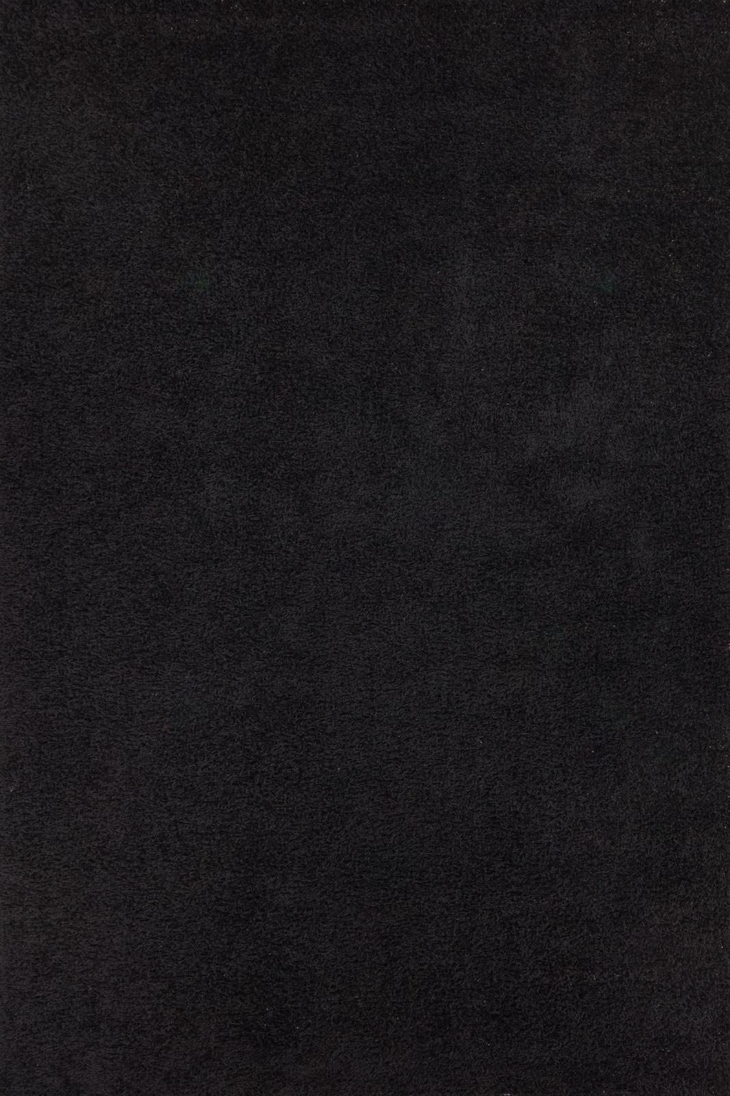 Kusový koberec Relax 150 Black (80 x 80 cm)