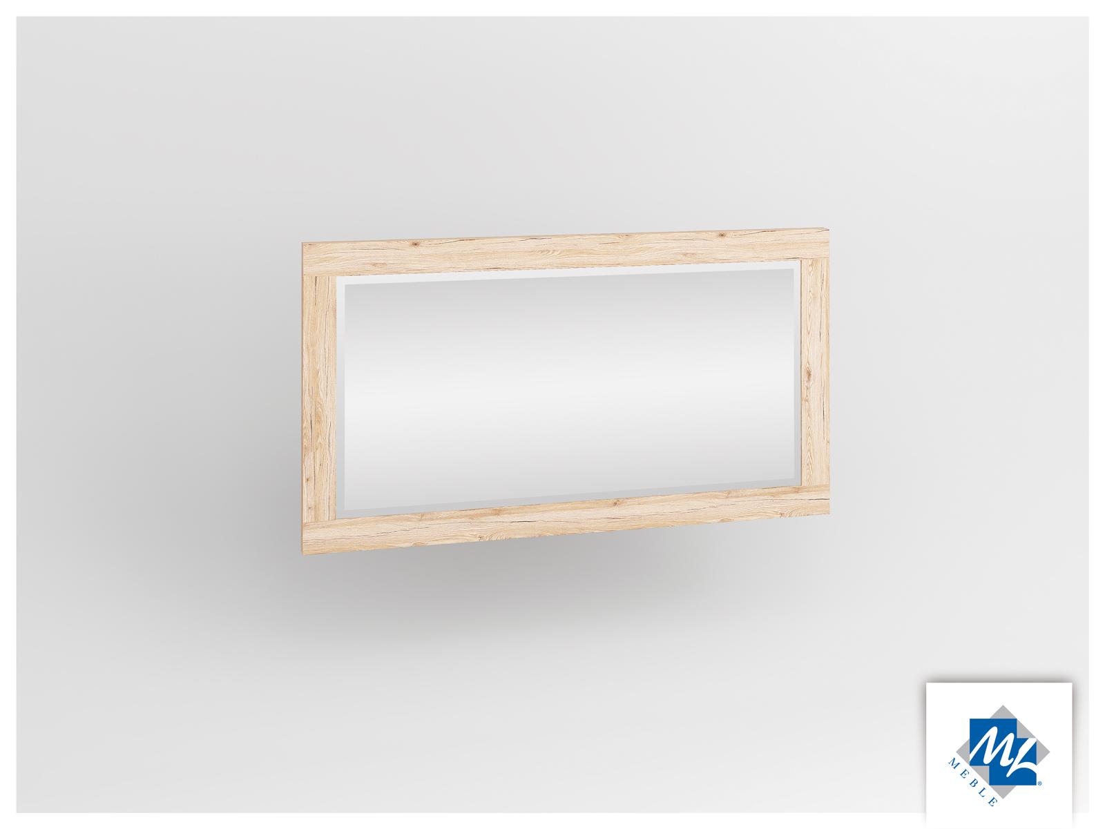 Zrkadlo - ML Nábytok - Modern 23 dub San Remo