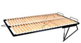 Lamelový rošt 200x160 cm - ML Nábytok - Modern - WKL 160-02 MET