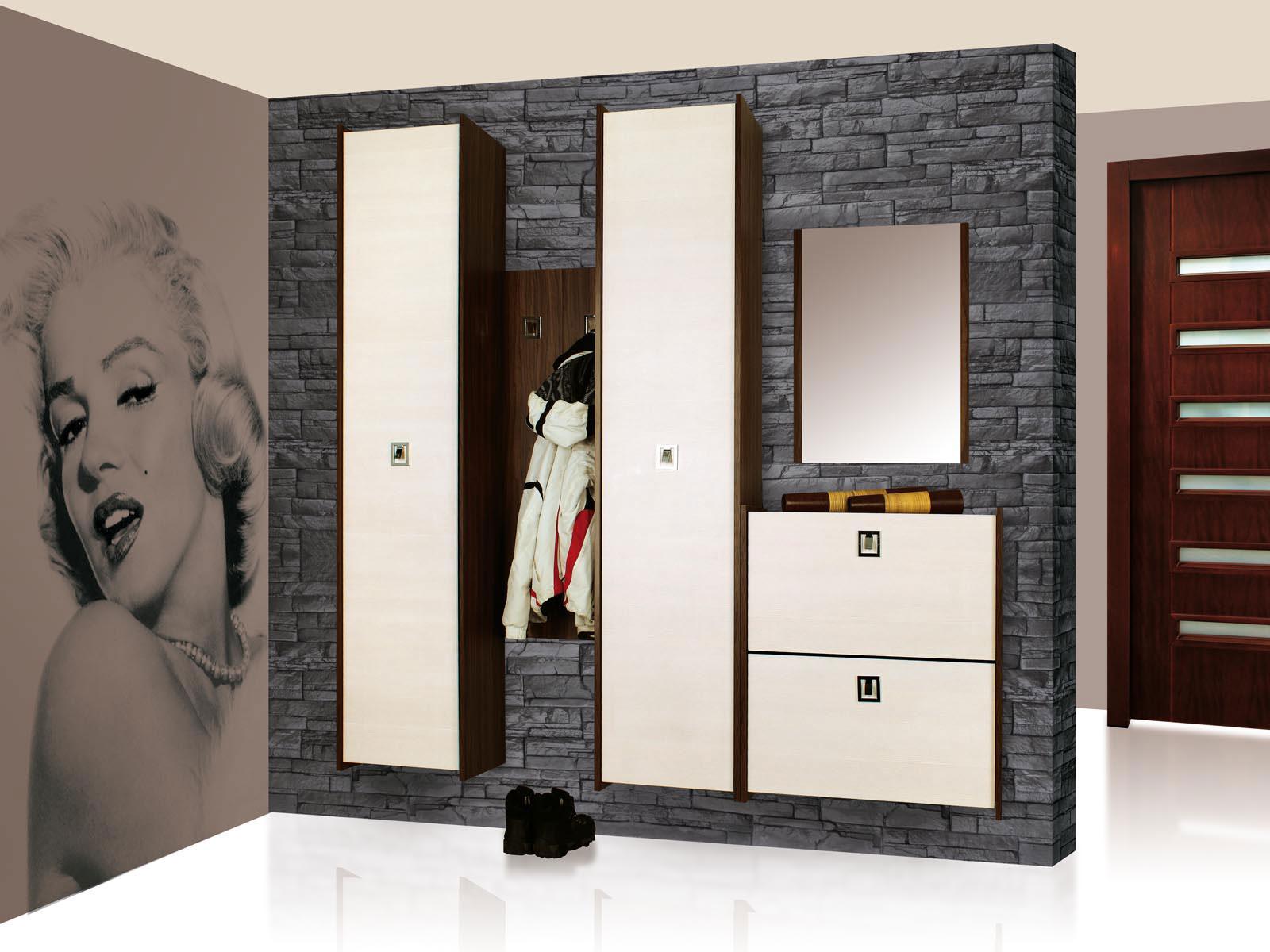 Predsieň - ml nábytok - modular 01