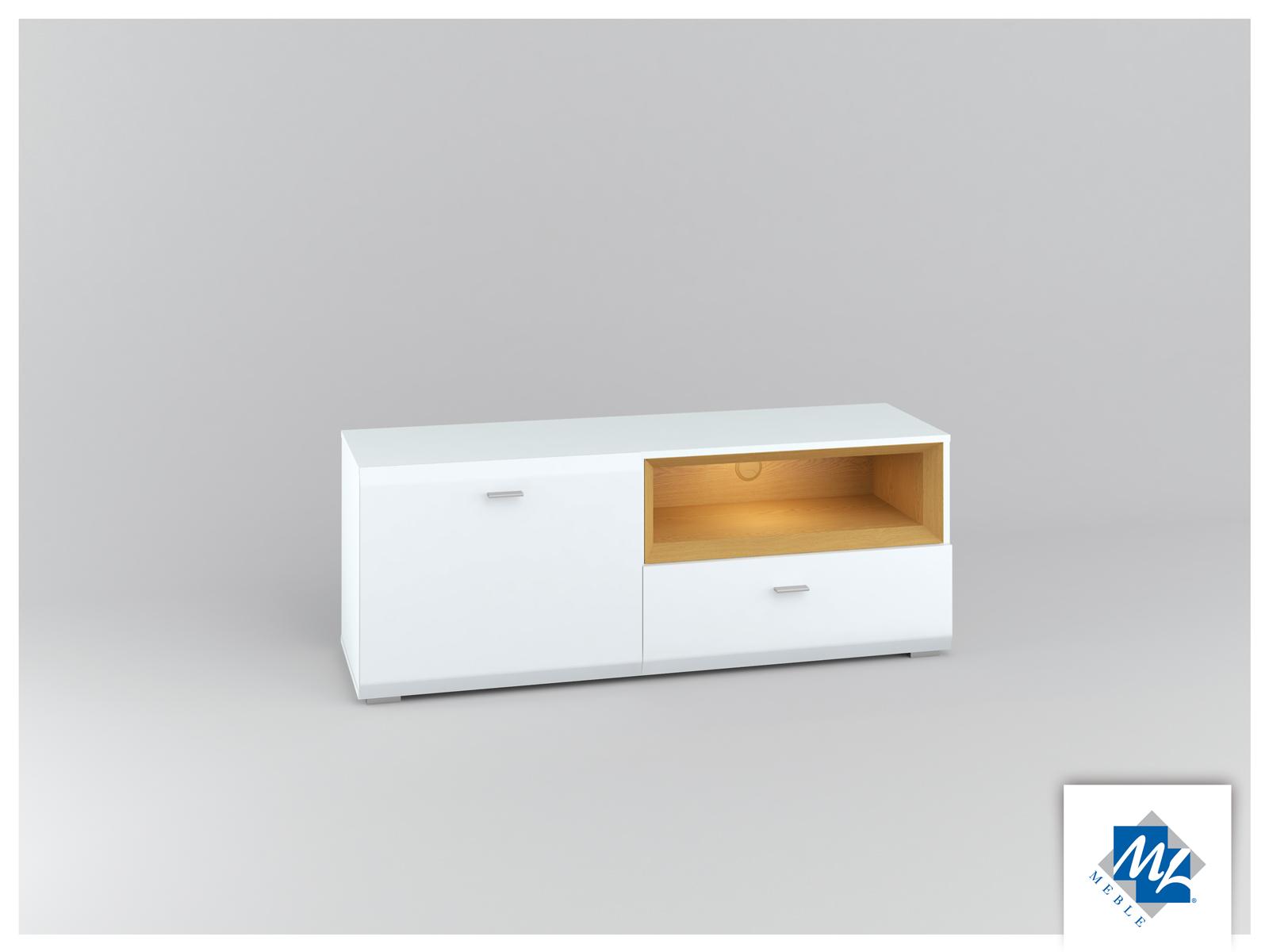 TV stolík/skrinka - ML Nábytok - Nati 07